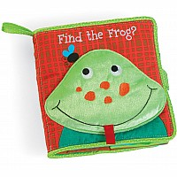 Find the Frog Activity Book