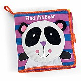 Find the Bear Soft Book
