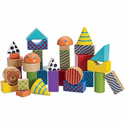 Create & Play Pattern Blocks
