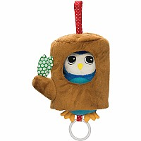 Lullaby Owl Pull Musical Toy