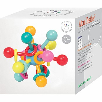Atom Teether Toy