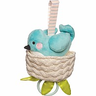 Lullaby Bird Pull Musical Toy