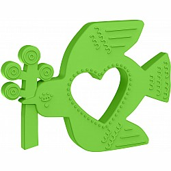 Bird Silicone Teether