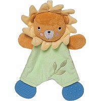 Safari Lion Blankie Teether