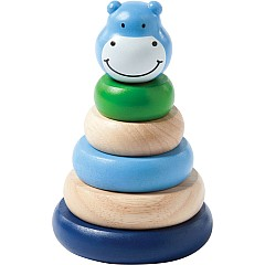 Wood Stacker Blue