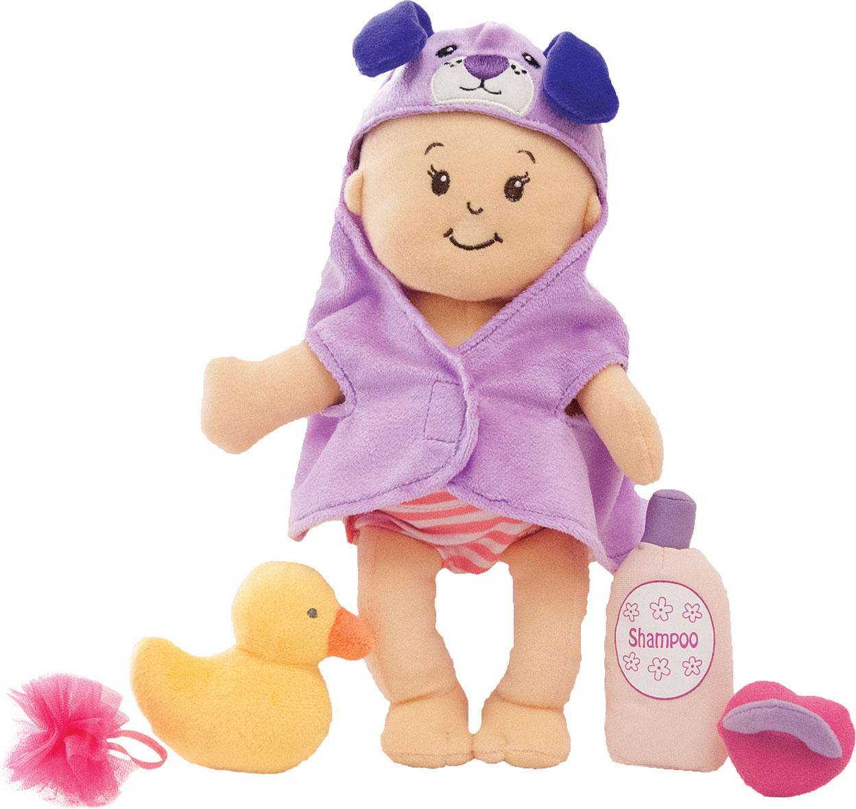 Wee Baby Stella Bathing Set The Village Toy Store