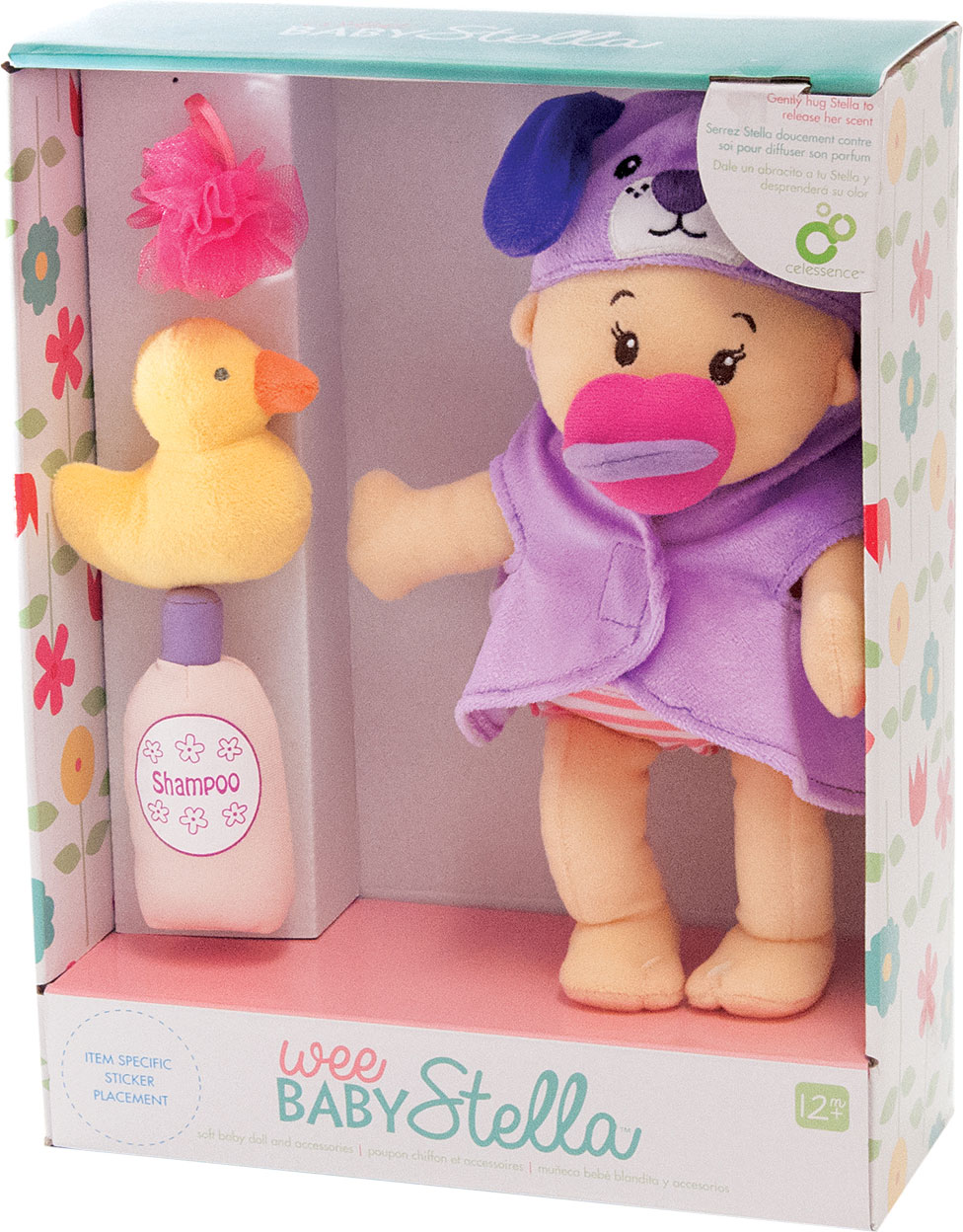 Wee Baby Stella Bathing Set Kool & Child