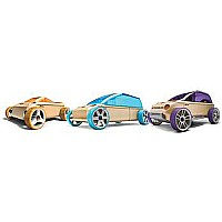 Automoblox Minis 3-Pack