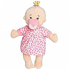 "Manhattan Toy Wee Baby Stella Peach 12"" Soft Baby Doll"