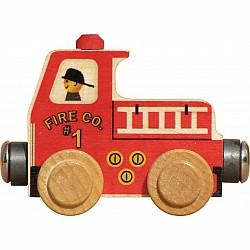 Name Train Fire Truck