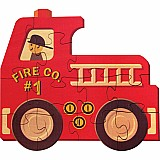 Fire Truck Puzzle