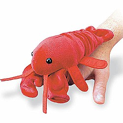 Chopper Lobster Finger Puppet-6""
