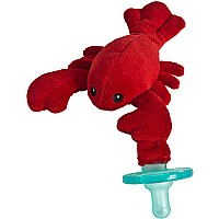 Lobbie Lobster WubbaNub Pacifier-6""