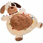 Taggies Buddy Dog Baby Mat-31x23""