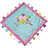 Taggies Oodles Owl Cozy Blanket