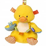 TAGGIES Dipsy Duck Soft Toy - 10""
