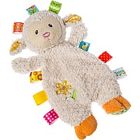 Taggies Sherbet Lamb Lovey-12""