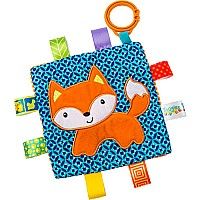 Taggies Crinkle Me Fox-6.5x6.5""