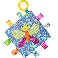 Taggies Crinkle Me Butterfly-6.5x6.5