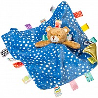 Taggies Starry Night Teddy Character Blanket - 13x13