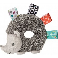 Taggies Heather Hedgehog Rattle - 5