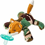 Little Camo Fox WubbaNub Pacifier-6""