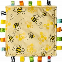Taggies Original - Bees - 12X12