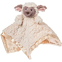 Putty Nursery Lamb Character Blanket-13x13""