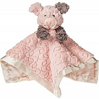 Putty Nursery Piglet Character Blanket - 13x13""