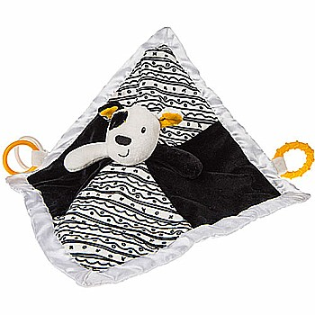 Tic Tac Toby Activity Blanket-13x13""