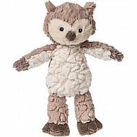 Putty Nursery Owl - 11""