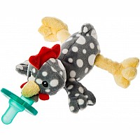 Rocky Chicken WubbaNub Pacifier - 6""