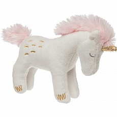 Twilight Baby Unicorn Rattle - 5""
