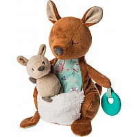 Down Under Kangaroo Activity Toy - 9""