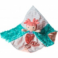 Marina Mermaid Character Blanket - 13x13""