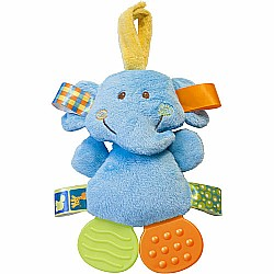 Taggies Crinkle Zoo Teethers-7""