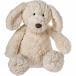Cream Putty Pup-17""