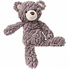 Grey Putty Bear-11""