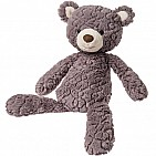 Grey Putty Bear-17""