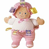 Taggies Baby Doll-8""