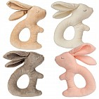 Putty Nursery Bunny Rattle