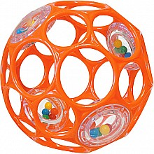 Oball Rattle - 4