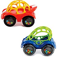 Oball Rattle & Roll Cars - 4.3
