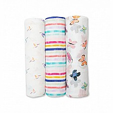 Bamboo Swaddling Blankets