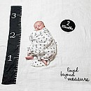 "Lulujo ""Loved Beyond Measure"" Baby's First Year Blanket & Cards Set"