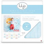 "Lulujo ""You Are My Sunshine"" - Baby's First Year Blanket & Cards Set"