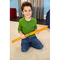 Hot Wheels Track Builder Straight Track (4 Pack)