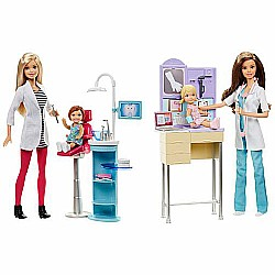 Barbie Medical Complete Play Asst