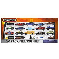 Matchbox 20 Pack Assortment