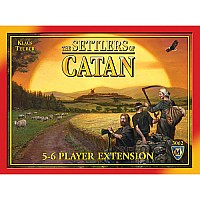 the Settlers of Catan 5 6 Player Extension Current Edition
